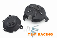 2 PC Engine Casing Cover Full Slider Crash Protection Set ForAprili A RSV4 2009 2016