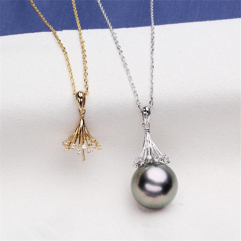 Connecteur pendentif en or jaune 14 k solide, capuchon de tasse et de cheville pour collier, boucle d'oreille, bijoux en argent sterling, 1 pièce