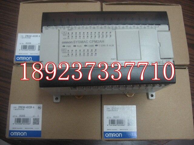 [ZOB] New original omron Omron programmable logic controller relay CPM2AH-40CDR-A new original programmable controller module di 8 do 8 relay xc e8x8yr