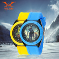 Спортивные часы ДЕТИ Мультфильм железный Человек Капитан Америка Конфеты Желе силикагель мальчики Наручные Часы мальчик Резиновые Наручные Часы Кварцевые Часы