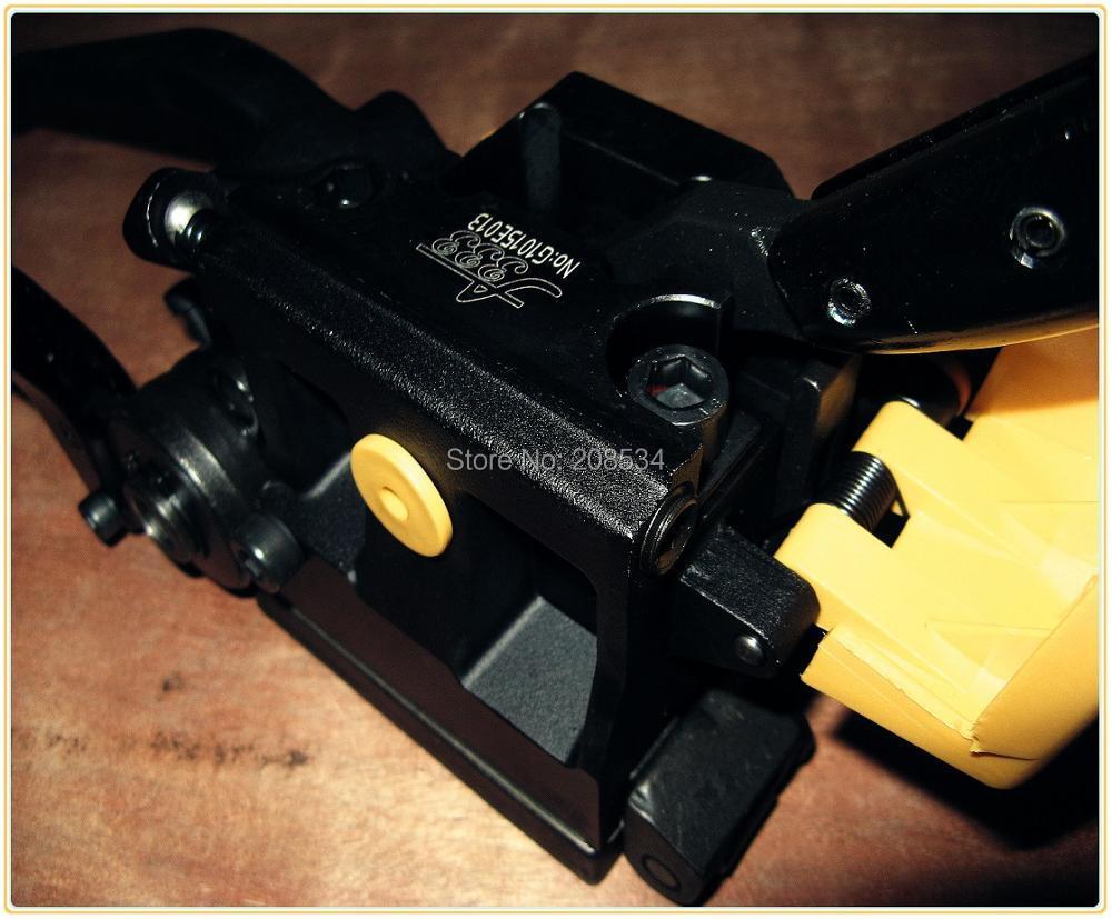 """""""A333"""" rankų darbo derinys iš nerūdijančio plieno surišimo - Įrankių komplektai - Nuotrauka 6"""