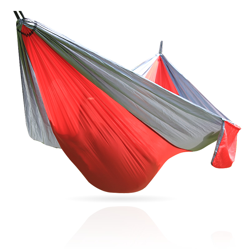 260*140cm 210T Nylon Parachute Single 1 Person Hammock Best Price For Hong kong China цены онлайн