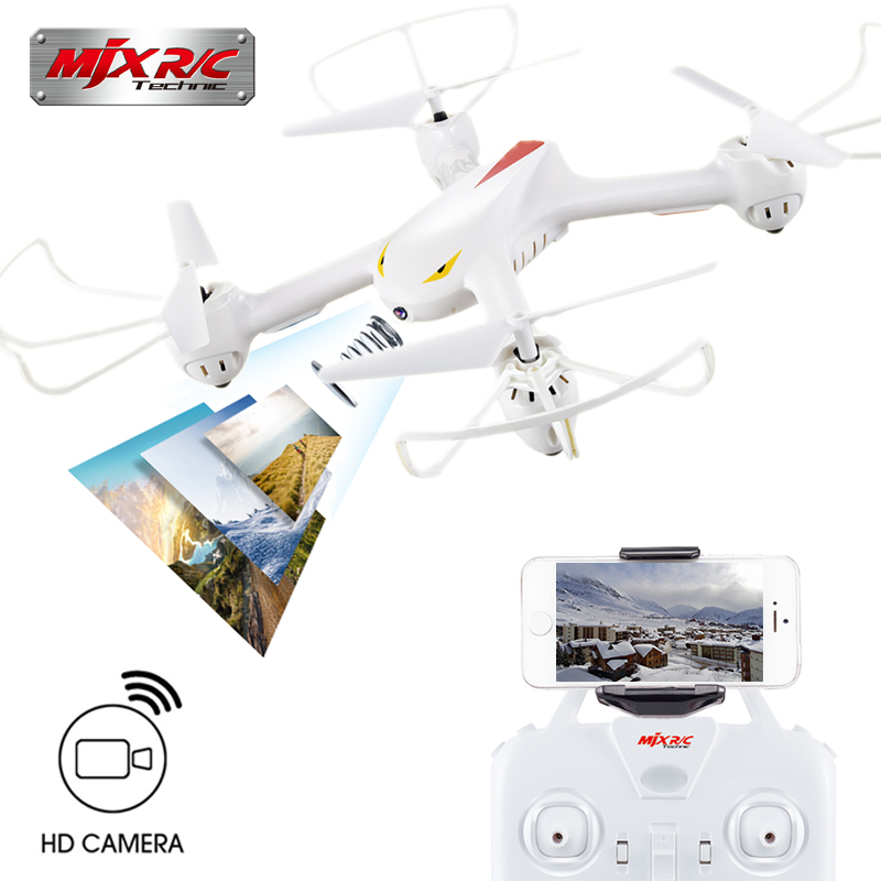 MJX X101 drone 2.4G RC 6-осевой quadcopter может - Радиоуправляемые игрушки