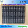 P7.62 Indoor full color SMD LED display module/led screen board 32x32 pixels
