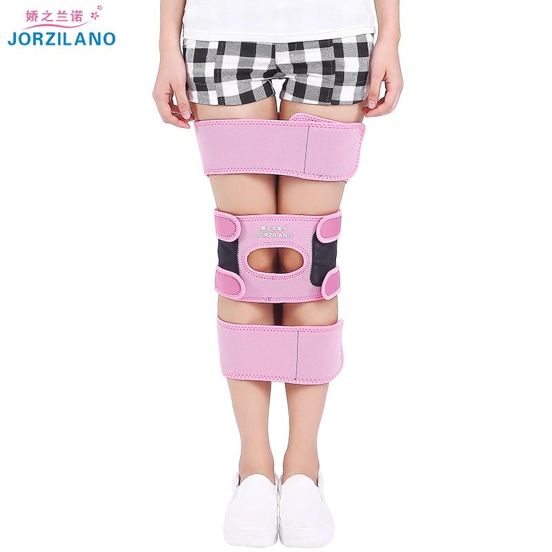 Ücretsiz kargo Mıknatıs JORZILANO diz düzeltme kemer O tipi bacak - Sağlık Hizmeti - Fotoğraf 1