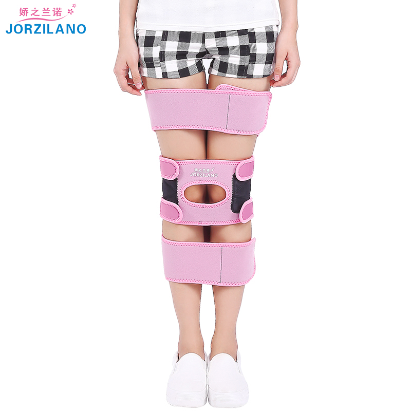 Free shipping Magnet JORZILANO knee correction belt O type leg X type correcting belt Bandy legs with leggings Leg band