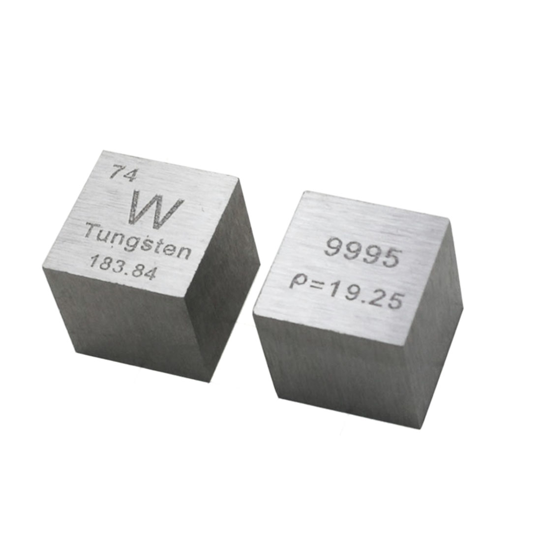 10 X 10 X 10mm High Pure Wiredrawing Wolfram Periodic Table Of Elements Cube For Research Lab Industrial Collection(W≥99.9%)