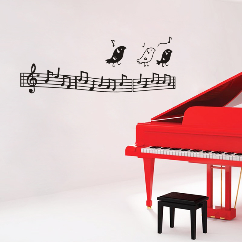 musical wall decor