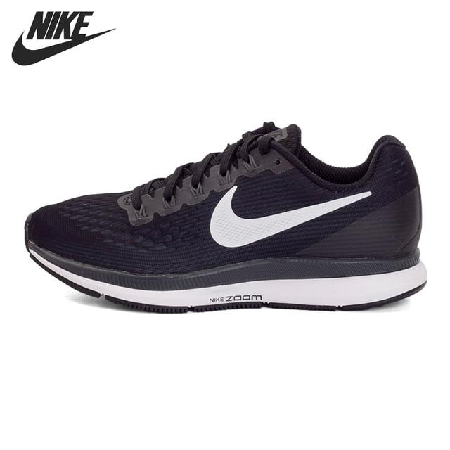 Asli Baru Arrival 2018 Nike Udara ZOOM PEGASUS 34 Wanita Lari Sepatu Sneaker 1b880a5f61