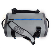 GZLBO 40L Popular TPU Airtight 3 Different Size Waterproof Bag Storm Gray Travel Bag Waterproof Submersible