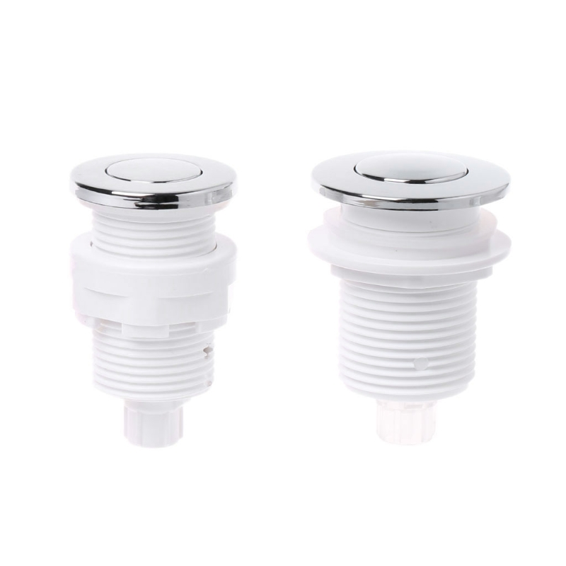 Image 5 - 28mm/32mm Push Air Switch Button For Bathtub Spa Waste Garbage Disposal Switch-in Switches from Lights & Lighting