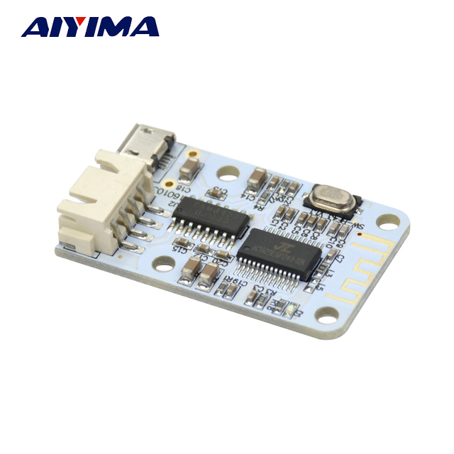 US $4 07 15% OFF|AIYIMA Mini Audio Digital Power Amplifier Board 3Wx2  Bluetooth Amplifiers USB Powered For Bluetooth Speaker DIY-in Amplifier  from