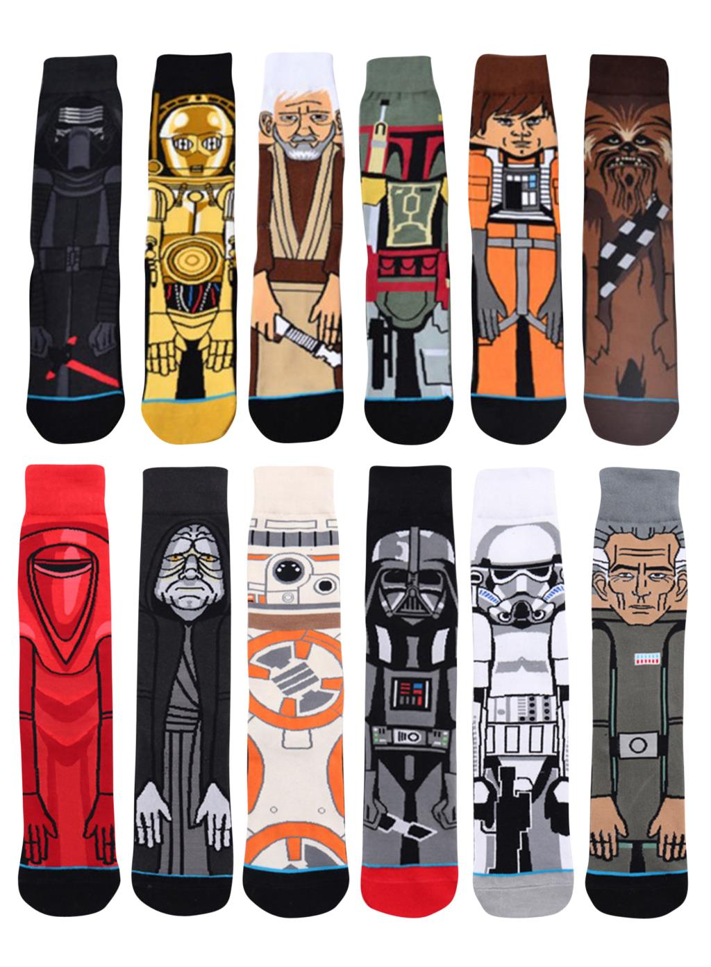 Fashion the film   Socks   Men Women Long   Socks   Hip Hop Street Sport Skateboard black white Crew Autumn winter high quality   Socks