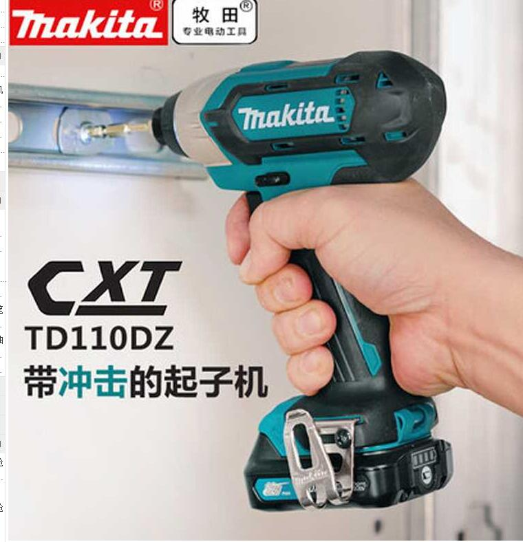 Muda Electric Tool / Charging Impact Screwdriver TD10DSME / Voltage 12V/The Product Is Sold Without  Chargers And Batteries