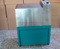 Высокое качество 220 В машина для изготовления ювелирных изделий 20 кг Ёмкость нержавеющей Материал Поворотный стакан Дайвинг шлифовальные м