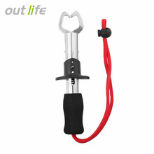 Outlife BL – 026 Portable Stainless Steel Outdoor Fishing Pliers Utility  Fish Gripper Hook Remover Tackle Tool Kits