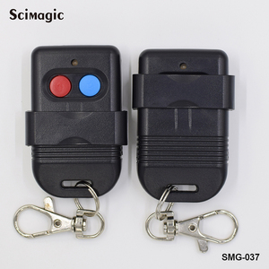 Image 2 - 330mhz SMC5326 8 dip switch remote control for gate door opener remote control garage