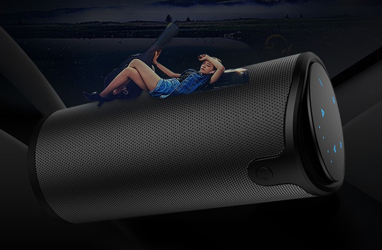 3D HIFI stereo touch Bluetooth speaker (1)