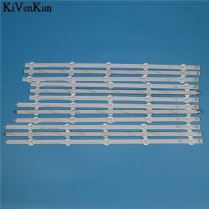 Image 2 - Nowa listwa oświetleniowa LED HD do LG 50LN570U 50LN570V 50LN575R 50LN575S 50LN575U 50LN575V  ZA ZE zestaw do baru taśmy telewizyjne LED