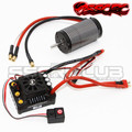 EzRun Max8 V3 150A waterproof brushless ESC+ castle 1512 / 1515 motor for 1/8 rc car