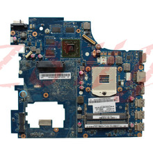 for Lenovo ideapad G770 laptop motherboard LA-6758P ddr3 Free Shipping 100% test ok free shipping working laptop motherboard viwz1 z2 la 9063p rev 1 0 90002881 for lenovo ideapad z400 notebook pc