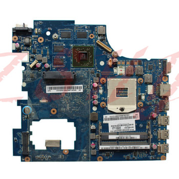 for Lenovo ideapad G770 laptop motherboard LA-6758P ddr3 Free Shipping 100% test ok