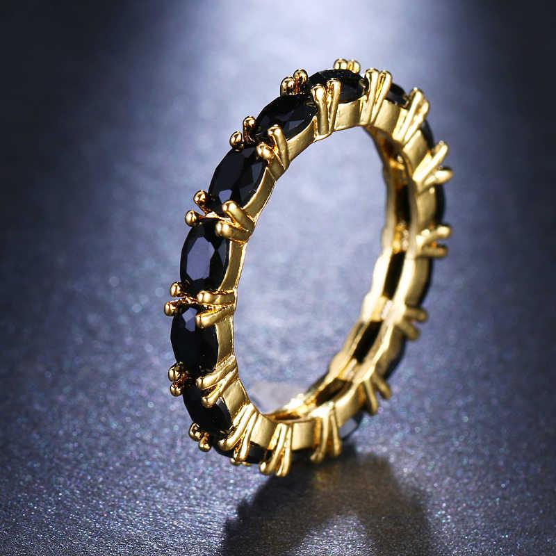 Emmaya, 5 цветов, модное кольцо уникального дизайна, золотого цвета, овальной формы, AAA, циркон, кольца для мужчин и женщин, ювелирные изделия, вечерние, подарок