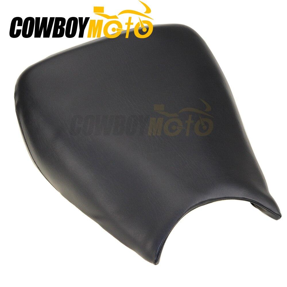 Housse de coussin de siège de conducteur de moto noir avant pour Honda CBR 1000RR 04 05 06 07 CBR1000RR CBR 1000 RR 2004-2007