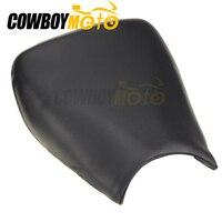 Motorcycle Black Front Pillion Rider Seat Cushion Covor pad For HONDA CBR 1000RR 04 05 06 07 CBR1000RR CBR 1000 RR 2004 2007