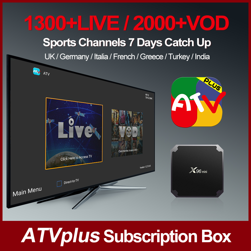 Worldwide delivery smart iptv subscription uk in Adapter Of