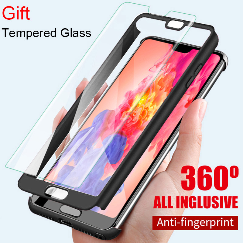 <font><b>Case</b></font> Cover for <font><b>Honor</b></font> 10 Light <font><b>9</b></font> <font><b>Lite</b></font> 8 Pro View 20 10 Play 360 Degree <font><b>Case</b></font> for Huawei <font><b>Honor</b></font> 8X Max 7X 6X 8C 7C 6C 8A 7A Pro image