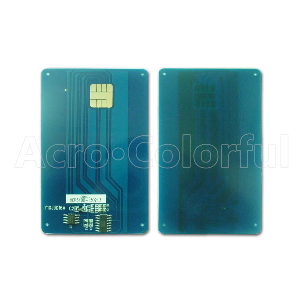 106R01379 тонер-картридж чип для Xerox Phaser 3100 mfp 3100MFP 3100MFP/S 3100MFP/X лазерный принтер CWAA0758 сброса количество чипы
