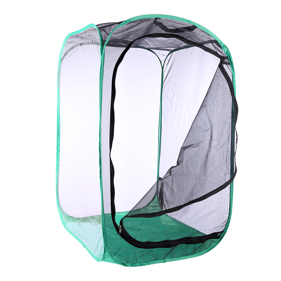 Outdoor Butterfly Insect Habitat Cage Mesh Neture Playing Sport  Learning Educational Science Experiment Terrarium Pop-up - LOutdoor Butterfly Insect Habitat Cage Mesh Neture Playing Sport  Learning Educational Science Experiment Terrarium Pop-up - L