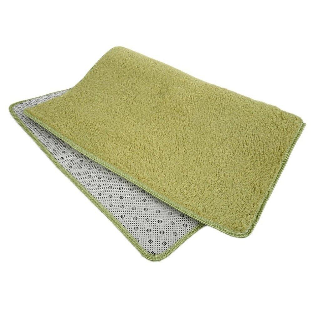 Grand 160*230 cm chambre tapis en peluche Shaggy doux tapis tapis de sol maison chaude en peluche tapis moelleux - 4
