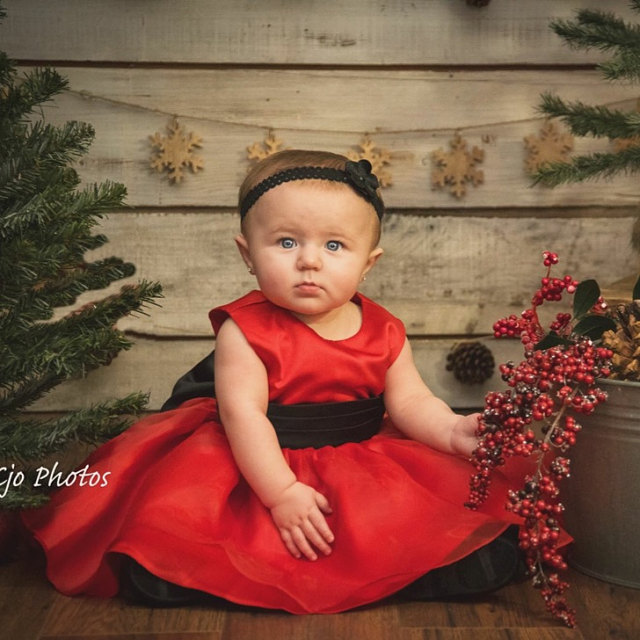 Cute 2017 red baby girl dress tulle ball gown with bow infant 1st birthday party outfits toddler pageant dresses cute red and black princess dress sequin toddler summer dresses ruffles with bow baby girl sleeveless 1st birthday dress