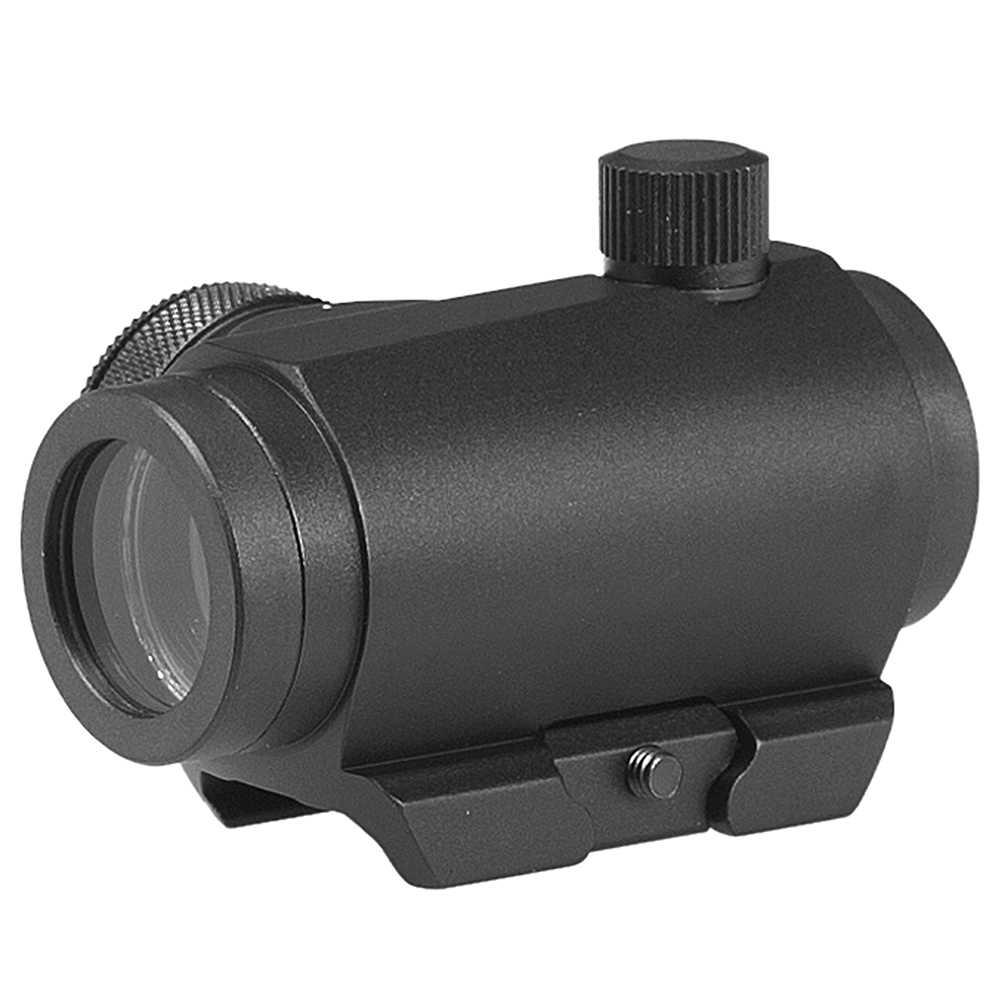 M1 1X28 Taktische Holographic Rot Grün Dot Sight Zielfernrohr Picatinny Schiene Montieren 20mm fit Ak 47 Jagd