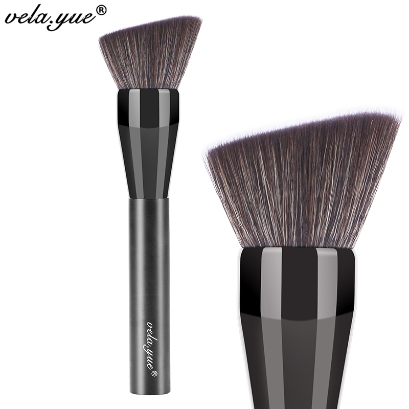 vela.yue Flawless Face Brush Multipurpose Powder Foundation Blush Bronzer Highlighter Makeup Brush bluefrag highlighter makeup brush flawless face brush multipurpose powder foundation blush blbr0132