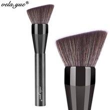 vela.yue Flawless Face Brush Multipurpose Powder Foundation Blush Bronzer Highlighter Makeup Brush