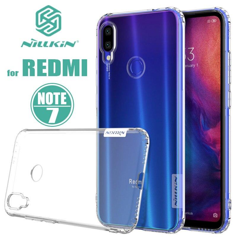 Xiaomi Redmi Note 7 6 5 Pro 4X4 Nillkin TPU силиконовый чехол для телефона кристально чистый чехол для Redmi Note 7 6 5 Pro 4X4 Чехол