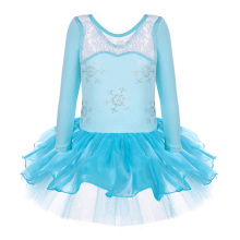 2017 Girls Kids Dancewear Dress Fairy Princess Ballet Tutu Dancewear Dresses 2-8Y Leotard Play Stage Costumes Clothing