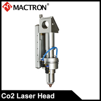Металлическая лазерная головка для CO2 металлический лазерный станок для резки металла 500 W