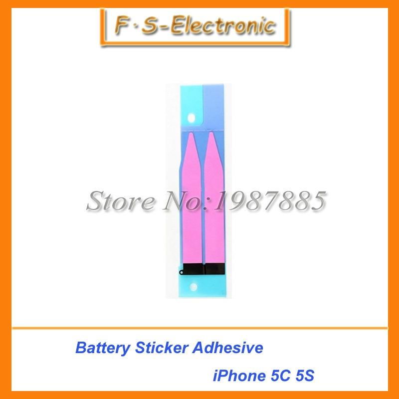 20pcs/lot Replacement <font><b>Battery</b></font> Sticker Adhesive <font><b>Pull</b></font> Strip <font><b>Tab</b></font> For iPhone 5s 5c 6g 4.7&#8243; 6 plus 5.5&#8243;Repair Part Free shipping