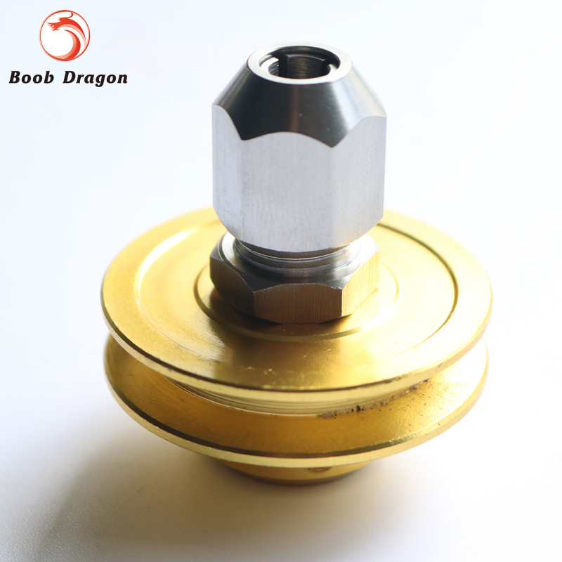1/4 Collet Flywheel Starter Fits Gas Marine Boat Engine 23-26cc ZENOAH CY RCMK aluminum water cool flange fits 26 29cc qj zenoah rcmk cy gas engine for rc boat