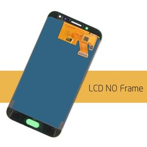 Image 5 - Samsung Galaxy için LCD J5 2017 J530 SM J530F J530M LCD ekran dokunmatik ekranlı sayısallaştırıcı grup Parlaklık Ayarı + Yapıştırıcı