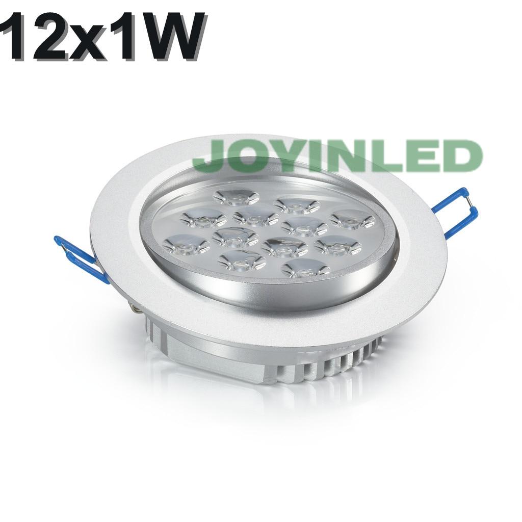 1W 3W 6W 7W 9W 12W 18W Stropna svjetiljka Epistar LED stropna - Unutarnja rasvjeta - Foto 5