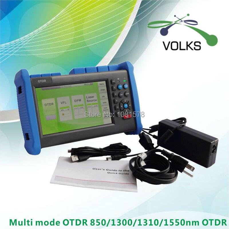 Multi mode OTDR 850/1300/1310/1550 MM OTDR Optical Time Domain Reflectometer