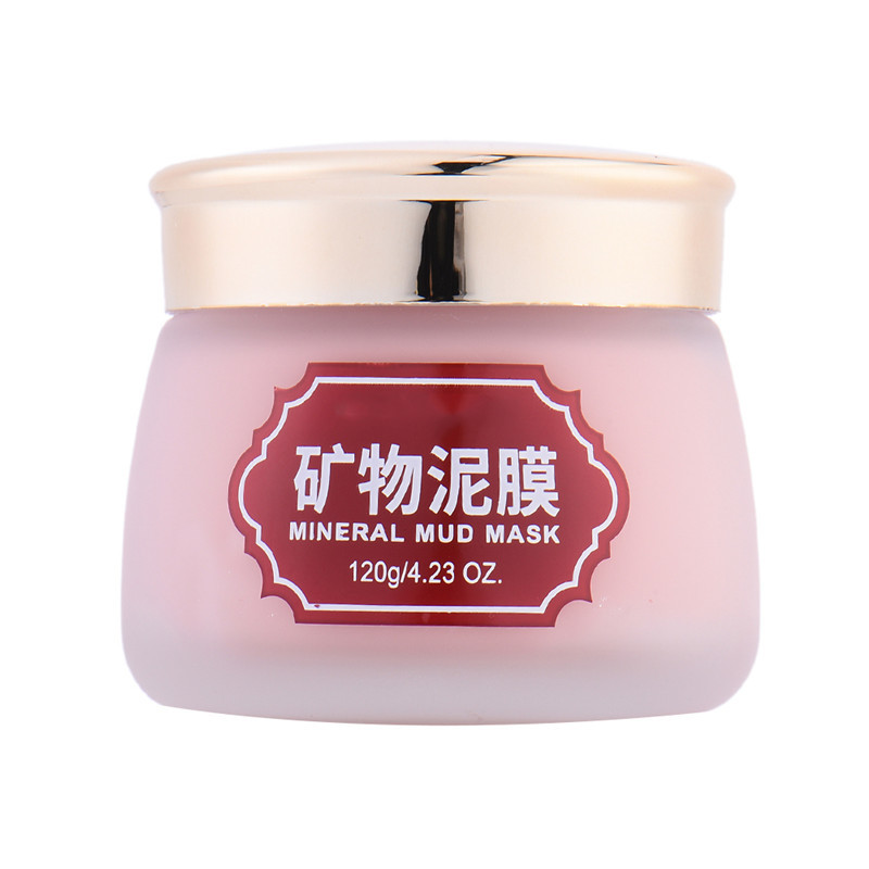 Seaweed Mud Mask with Moisturizing Oil contral Shrink Pores Deep Cleaning Repairing Cleaning Anti Aging Skin