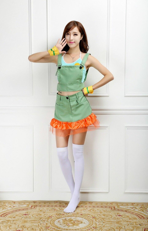 Aşiq! canlı cosplay sevgi Minami Kotori geyimləri cos - Karnaval kostyumlar - Fotoqrafiya 4