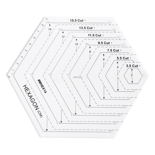Atractivo Plantillas De Plástico Hexagonal Imágenes - Colección De ...
