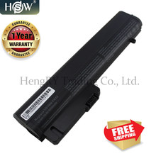 Аккумулятор HSW для ноутбука HP 2530p 2540, Аккумулятор для ноутбука 2510p nc2400 HSTNN-DB23 412779-001